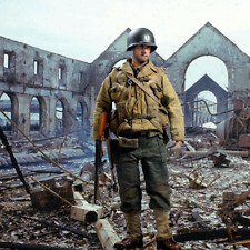 """1/6 Saving Private Ryan Diorama 15""""x15""""  - DID, Dragon, Solider Story, WWII"""