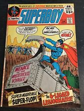 Superboy#181 Incredible Condition 9.0(1972) Swan Cover!!