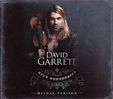 DAVID GARRETT : ROCK SYMPHONIES / 2 CD-SET - DELUXE VERSION