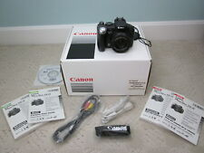 Canon Powershot S5 IS Digital Camera Bundle Zoom Lens 12X