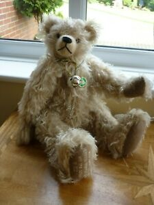 HERMANN MILLENNIUM TEDDY BEAR 20""