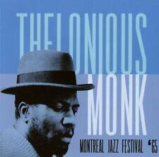 Thelonious Monk - Montreal Jazz Festival '65 (2016)  CD  NEW/SEALED  SPEEDYPOST