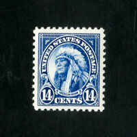 US Stamps # 565 Superb A magnificent gem OG NH