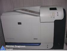 HP CP3525DN Laserdrucker - Unter 90.000 Seiten ausgedrückt - Top Zustand!!!