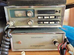 Heathkit HW-202 2m FM Transceiver w/ Power Supply