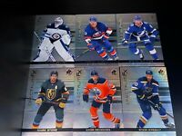 2019/20 Upper Deck SP Authentic Spectrum FX Lot (6)