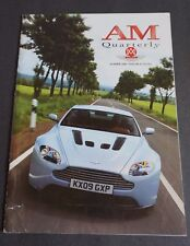 Aston Martin Quarterly Magazine AMOC - Vol 43 No 183 - Summer 2009