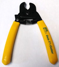 Ideal 45 074 Data T Cable Cutter Professional Wire Cutters Usa