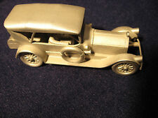Modell Auto Pierce Arrow-1915 aus Zinn.Danbury Mint 1/60.Zinnmodell USA Pewter