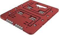 NEW! Streacom ST-BC1 Mini Red Aluminium Open Benchtable