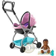 Barbie: Skipper Babysitters Inc - Doll with Stroller and Accessories Barbie Doll