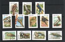 (G935) Grenada 1989 BIRDS  12 values  ALL MNH