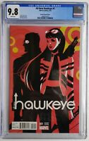 💥 ALL-NEW HAWKEYE #1 CGC 9.8 2015 MURASE VARIANT WOMEN OF POWER KATE BISHOP