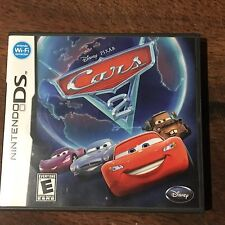 Nintendo DS Game.  Cars 2.