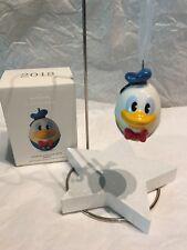 Hallmark 2018 Disney's Donald Duck Porcelain Egg Keepsake Ornament