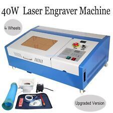 CNC CO2 40W Router Graviermaschine schleifen Maschine 300x200mm Laser Engraver