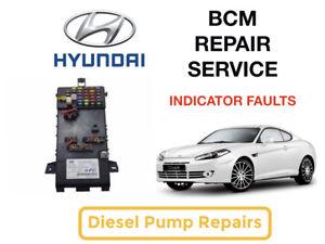 HYUNDAI COUPE BCM BSI / 95480-2C440  INDICATOR  FAULTS REPAIR SERVICE