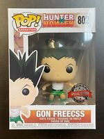 Funko POP Hunter X Hunter Gon Freecss #802 Special Edition Exclusive