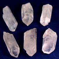 250 g große XXL Bergkristallspitzen Bergkristall Spitzen wie gefunden  Natur pur