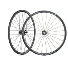 Wheelset pistard WR Clincher Track Black 2020 MICHE Bicycle