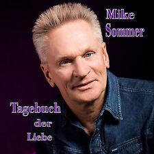 Mike Sommer - Tagebuch der Liebe (Audio CD  / deutscher Schlager)