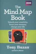 Mind Map Book Unlock Your Creativity Boost Your Memory Tony Buzan Paperback Book