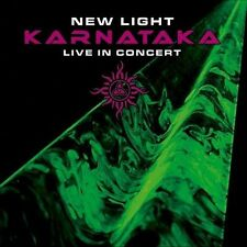 New Light by Karnataka (CD, Oct-2012, 2 Discs, United States of Distribution)