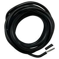 Fusible Link Wire 8 Gauge 25 Feet Black