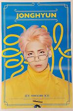 SHINEE [ JONGHYUN ] 1ST ALBUM POSTER - Poster in Tube(POSTER ONLY)