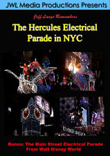 Disney's Main Street Electrical Parade in New York City DVD with Hercules Float
