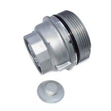 Oil Filter Housing Cap Assembly + Plug For Toyota Avalon Camry RAV4 Lexus RX350