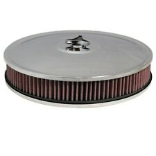 """14"""" x 3"""" (70mm) Holley Air Filter  suit 5 1/8"""" neck 16-217"""