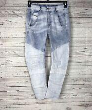 Diesel Fayza C Ne Swest Jeans Women's Relaxed Fit Jeans 0682U Size Waist 23