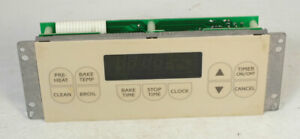 Used Frigidaire Oven Control Board 316027202 for Parts / Repair