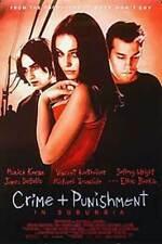 Verbrechen Und Punishment IN Suburbia (Zweiseitig Regulär) Original Filmposter