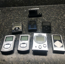 Lot 8 Assorted Mp3/Media Players 20gb/30Gb/40Gb As Is For Parts Or Repair