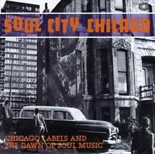 Various - Soul City Chicago (OVP)