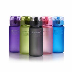 5Colors Kids Outdoor Sports School Drinking Juice Water Bottle Cup 400ml 560ml