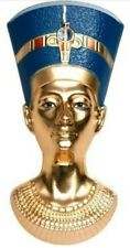 Palau - 2019 - Nefertiti Bust - 3 oz - Gilded Silver- Egyptian Art - 3D Coin UHC