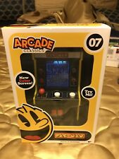 Arcade Classics PAC MAN 01 Handheld Games PacMan New