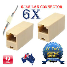 RJ45 Coupler Connector Joiner Extender For Cat 5 5e Cat 6 Ethernet Network Cable