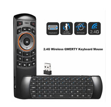 Universal Remote Control - Android Remote w/QWERTY Keyboard & 6 Axis Air Mouse