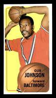 1970 Topps #92 Gus Johnson  EXMT X1588283