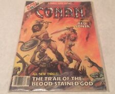 SAVAGE SWORD OF CONAN THE BARBARIAN 9 MAGAZINE MARVEL SUPER SPECIAL RED SONJA