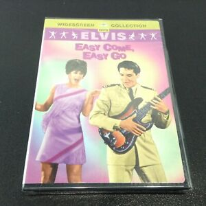 ELVIS PRESLEY Easy Come, Easy Go (DVD Widescreen Movie, 2003) BRAND NEW / SEALED