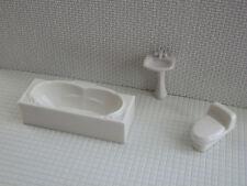 K02- 1:25 G Scale Building Model Layout Bathroom Kit