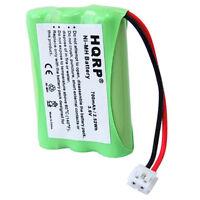 Hqrp Batterie pour Motorola MA354 MA355 MA356 MA357 Maison Téléphone sans Fil