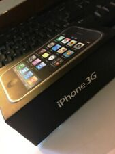 Apple iPhone 3G 8GB Black (Unlocked) AT&T (GSM) Excellent Condition