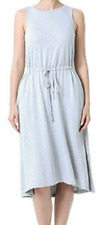 NEW The Limited Women's Summer Drawstring Midi Dress Size Medium $69 Retail