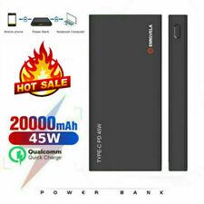 EMIGVELA TYPE-C USB PD PORTABLE POWER BANK INTELLIGENT HIGH-SPEED 45W/20000mAh